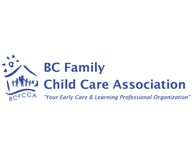 BC Family Child Care Association Logo