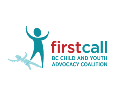 Firstcall BC Child And Youth Advocacy Coalition Logo