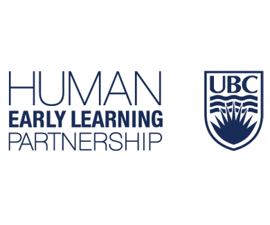 Human Early Learning Partnership Logo