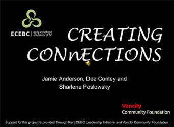Creating Connections PowerPoint Show