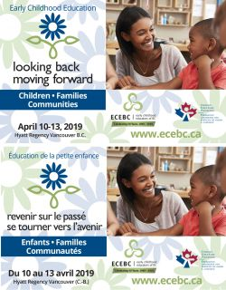 2019 Conference Poster in French & English