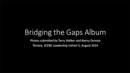 Bridging The Gap Photo Album (.pptx)